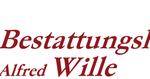Bestattungshaus Alfred Wille Logo