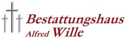 Bestattungshaus Wille Logo