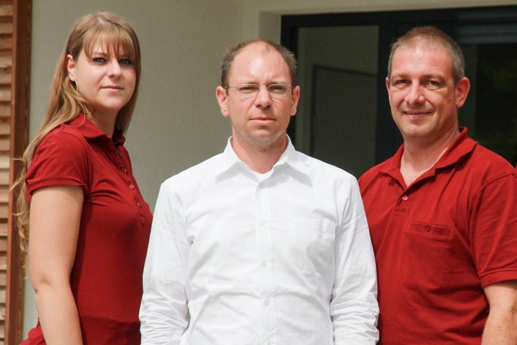 Das Team vom Krematorium Schwarzenborn